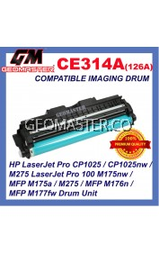 HP 126A / CE314A / CE314 High Quality Compatible Imaging Drum For HP LaserJet Pro CP1025 / CP1025nw / LaserJet Pro 100 M175nw / MFP M175a / M275 / MFP M176n / MFP M177fw Drum Unit