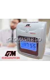 GEOMASTER 360D PUNCH CARD MACHINE