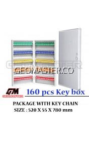 Geomaster 160 psc High Quality Key box , keybox Key Boxes Key Cabinet - Stock Ready ( Fast Shipping )