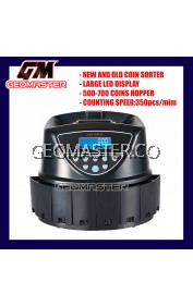 GEOMASTER C880 LCD COIN COUNTER -HEAVY DUTY -SPEEDY