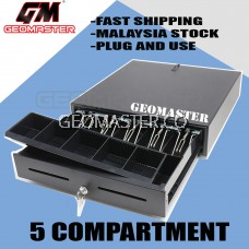 GEOMASTER CASH DRAWER AND RECEIPT PRINTER (VALUE PACKAGE )