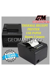 HEAVY DUTY THERMAL RECEIPT PRINTER -80mm (USB + NETWORK)