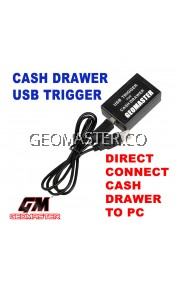 GEOMASTER USB TRIGGER CASH DRAWER  Cash Drawer Driver Trigger With USB Interface