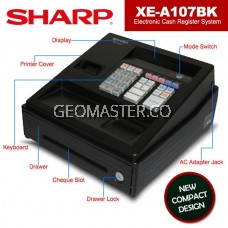 SHARP XEA-107 CASH REGISTER