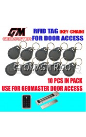 Geomaster Door Access Rfid Tag - Key Chain For Rfid Door Access