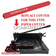 GEOMASTER A3 HEAVY DUTY PAPER CUTTER PAD - REPLACE PAD