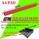 GEOMASTER A4 HEAVY DUTY PAPER CUTTER PAD - REPLACE PAD