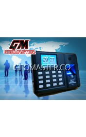 GEOMASTER BIOMETRIC FINGERPRINT TIME ATTENDANCE MACHINE