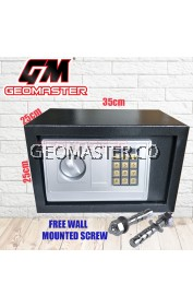 GEOMASTER ELECTRONIC 25EK SAFE BOX / SAFETY BOX