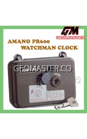 AMANO WATCHMAN CLOCK AMANO PR600