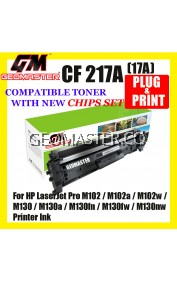 HP 217 CF217a 217a 17A Compatible Laser Toner Cartridge For HP LaserJet Pro M102 / M102a / M102w / M130 / M130a / M130fn / M130fw / M130nw Printer Ink