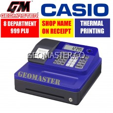 CASIO CASH REGISTER SE-G1 BLUE