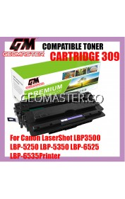 Compatible Laser Toner Canon 309 / Cartridge 309 High Quality Compatible Toner Cartridge For Canon LaserShot LBP3500 Printer